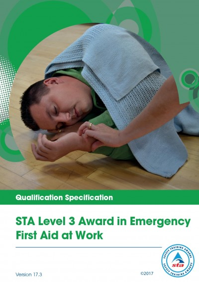 Emergency First Aid at Work Qualification Specification